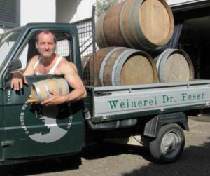 Weinabend - nackter Wein aus verbotenen Früchten